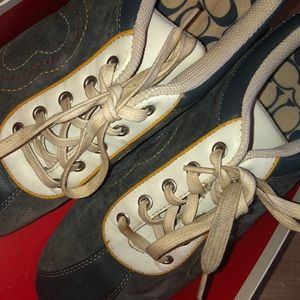 Size 10 M Coach Sneakers